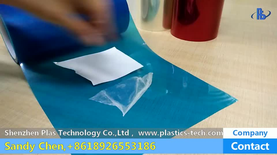 Wholesale Silicone Coated Polyester Film of Pet Release Liner PET Coated film