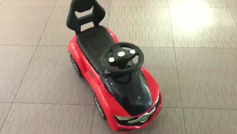 2019 Wholesale Cheap Plastic Toy Electric Baby Ride On Car for Kids