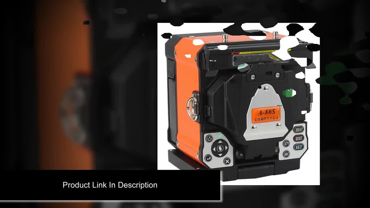 Автоматический фокус FTTH сварочный аппарат для термического сращивания оптоволокна с комплектом инструментов