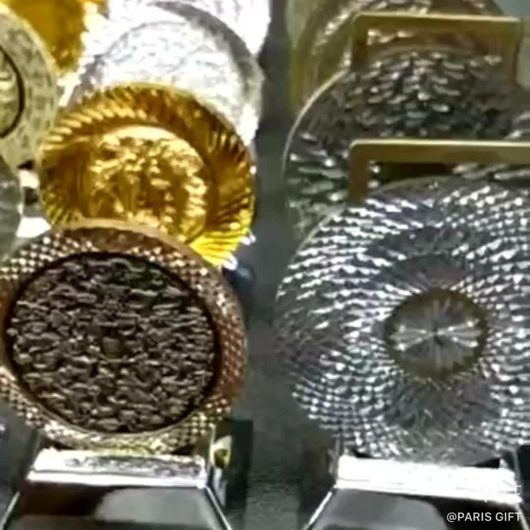 โรงงานโดยตรงทองโลหะที่กำหนดเองทำเหรียญตาย