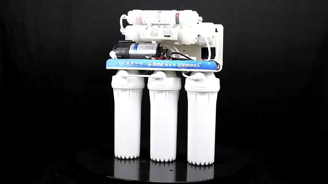 5 Stages RO Water Purification System/Water Filter Countertop/Water Purification Systems