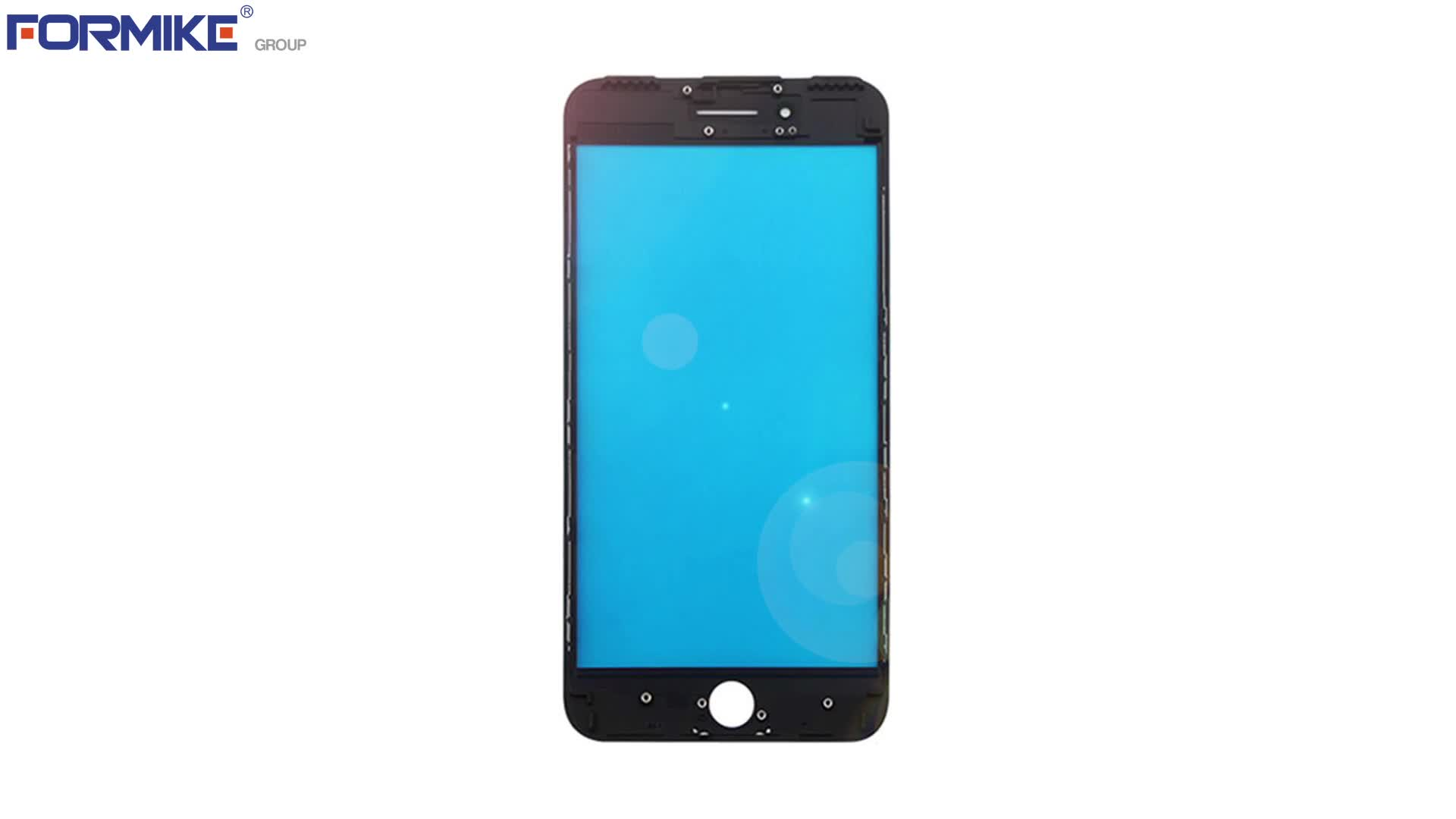 Formike Oem Factory Wholesale Lcd Front Screen Glass For Iphone 8
