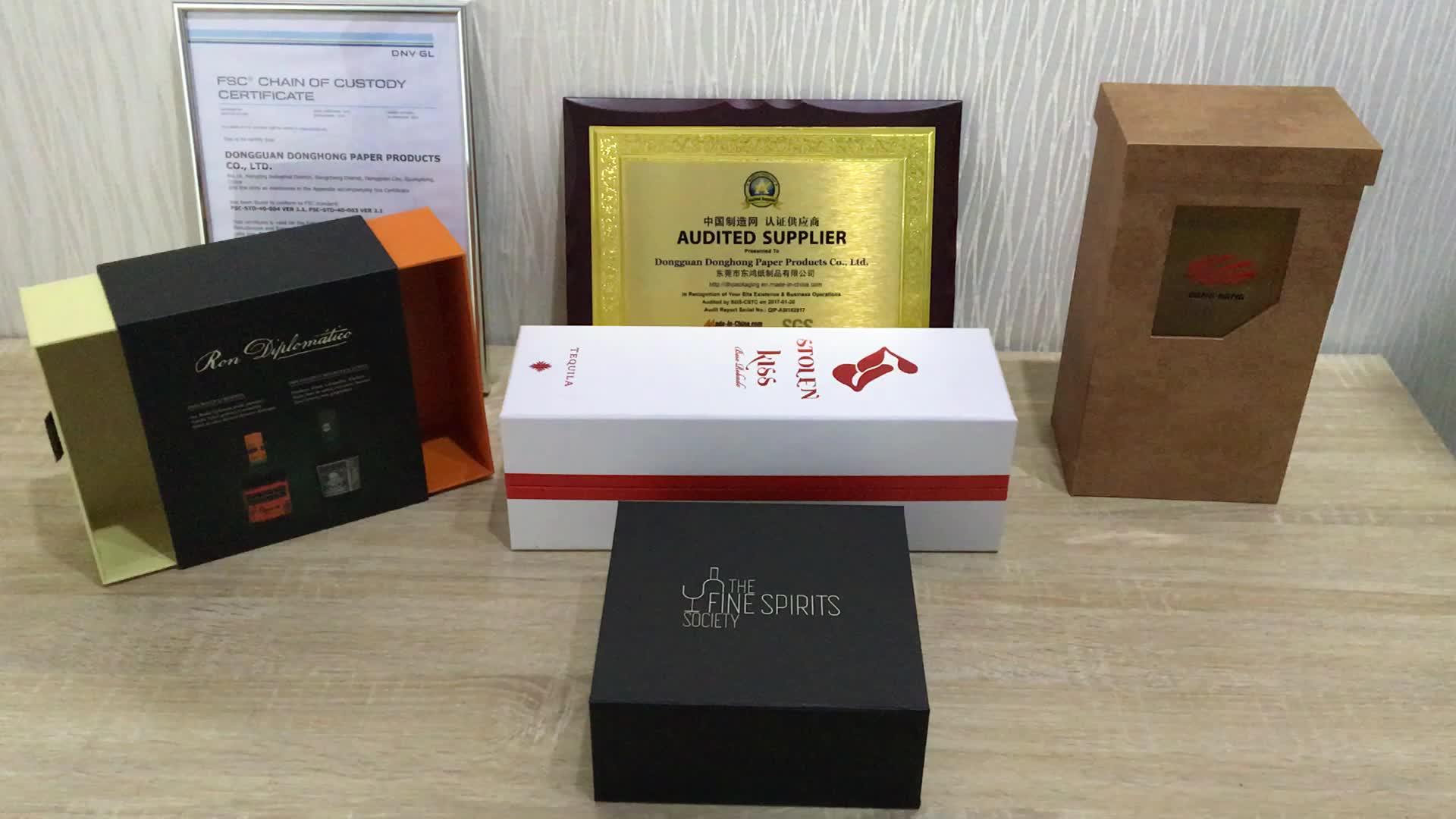 Custom Logo Luxury Wig Hair Extension Clip Packaging Gift Boxes Wholesale