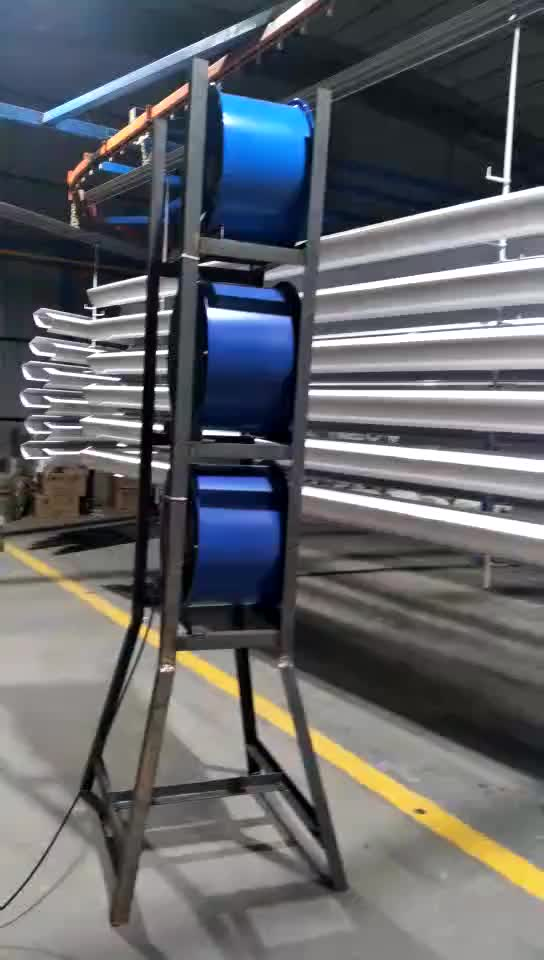Fully automatic transmission track overhead hanging conveyor chain