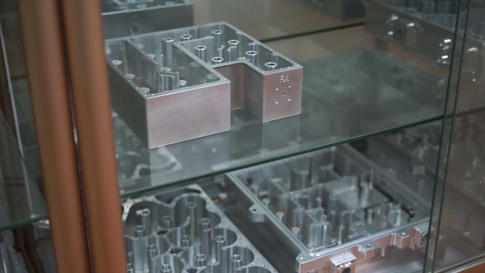 5G kommunikation ausrüstung aluminium legierung shell projekt box DIY extrudierte elektronische gehäuse