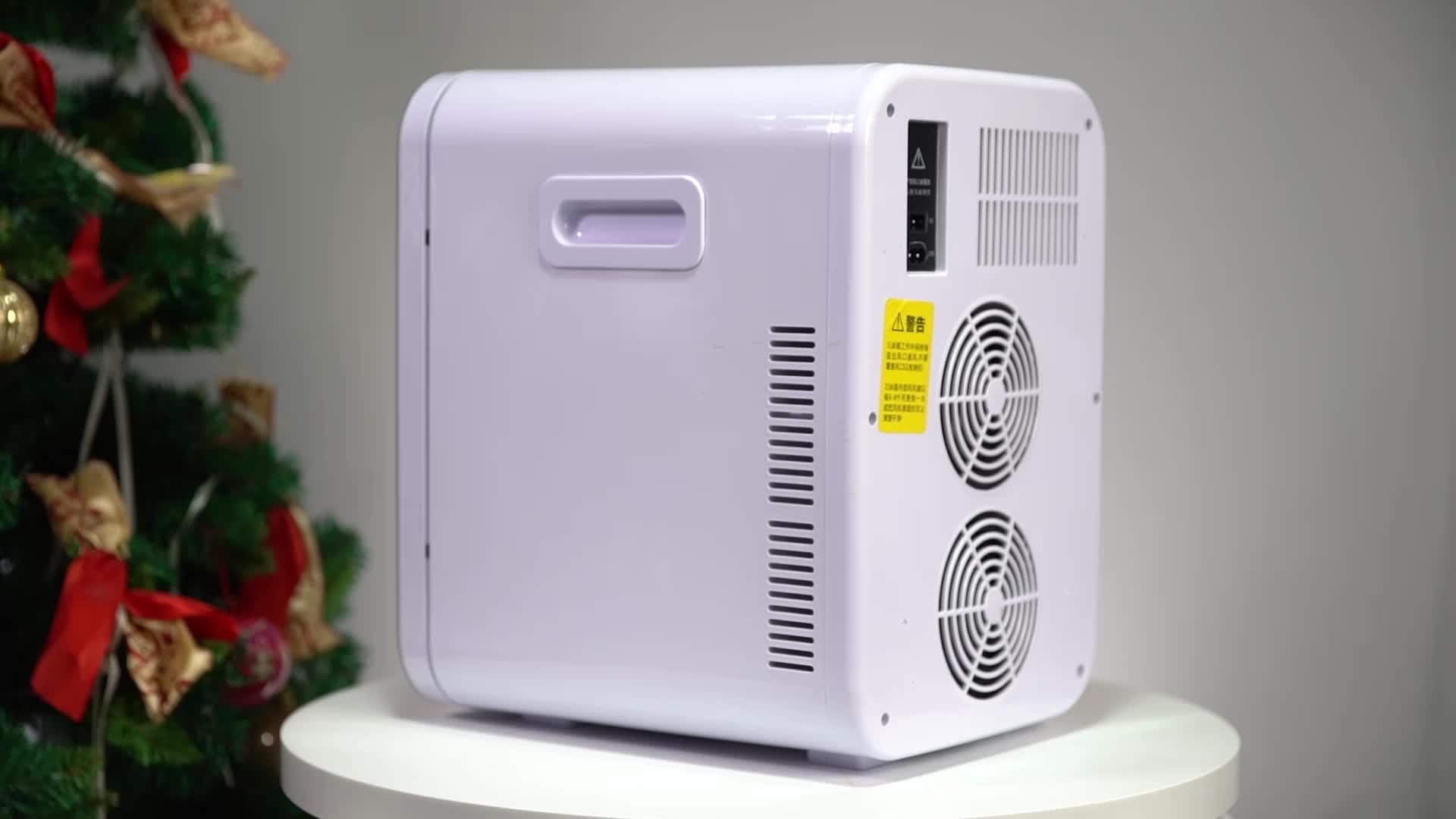 20l Neue Design Mit Digital Display Für Kosmetik Und Hautpflege Mini Kühlschrank Manuelle Kleine Mini Kühlschrank Hause