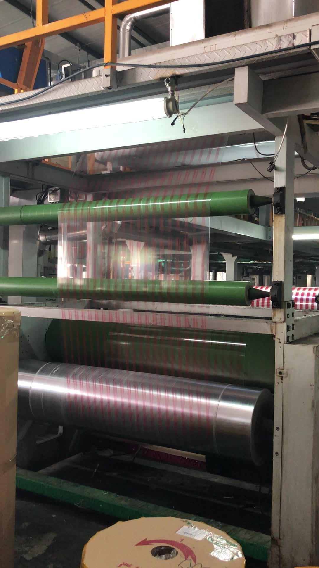 Acryl Lijm En Carton Sealing Gebruik Bopp Jumbo Roll