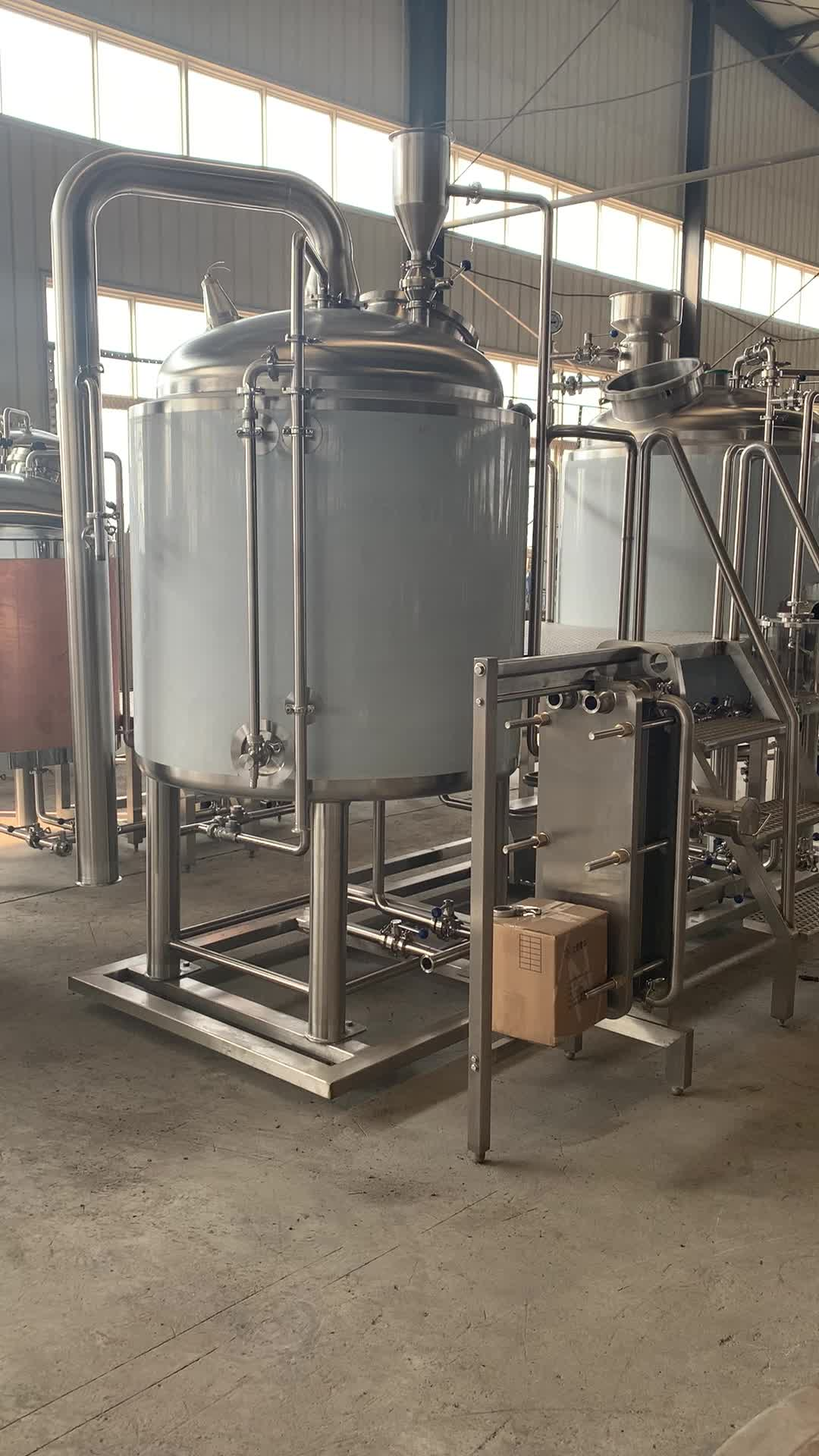 10bbl craft beer equipment,1000l craft brewery equipment,10bbl two vessel brewhouse equipment