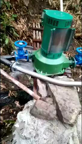 Pico hydro power generation free energy water turbine generators 5kw pelton turbine