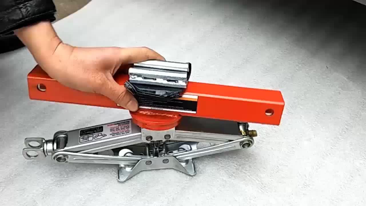 2019 Style 3 Ton Mobile Home Adjustable Safe Jack Stand,Car lift Jack Stands