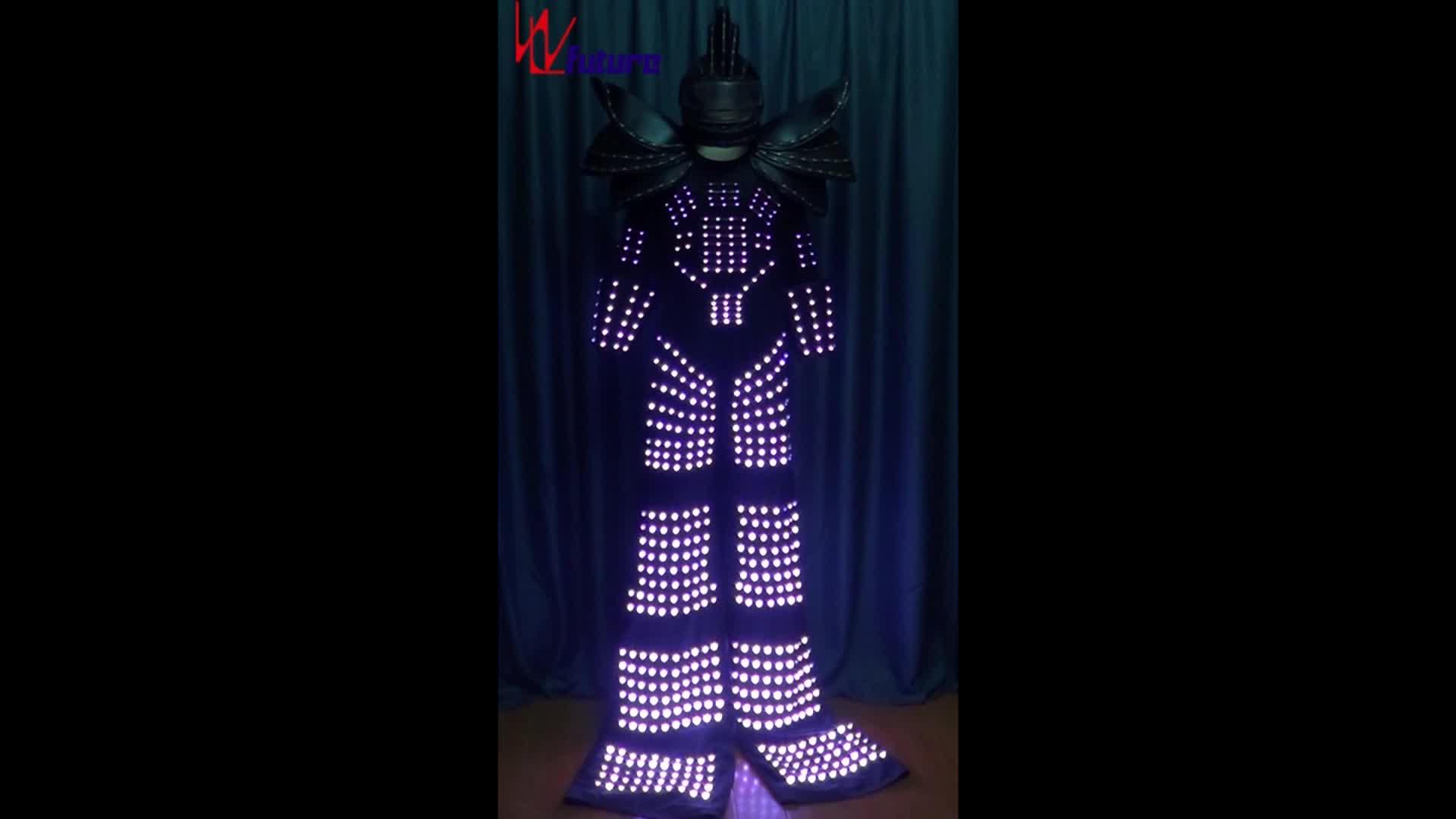 المستقبل led مضاءة القبعات وقبعات روبوت عدة لتقوم بها بنفسك أزياء رجالي led خوذة