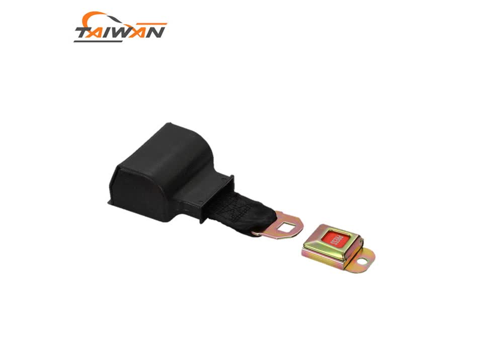 Hot sale wholesale metal part of seat belt buckle