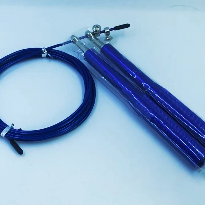 Wholesale Quality Aluminum Handle  Steel Cable Jump Rope