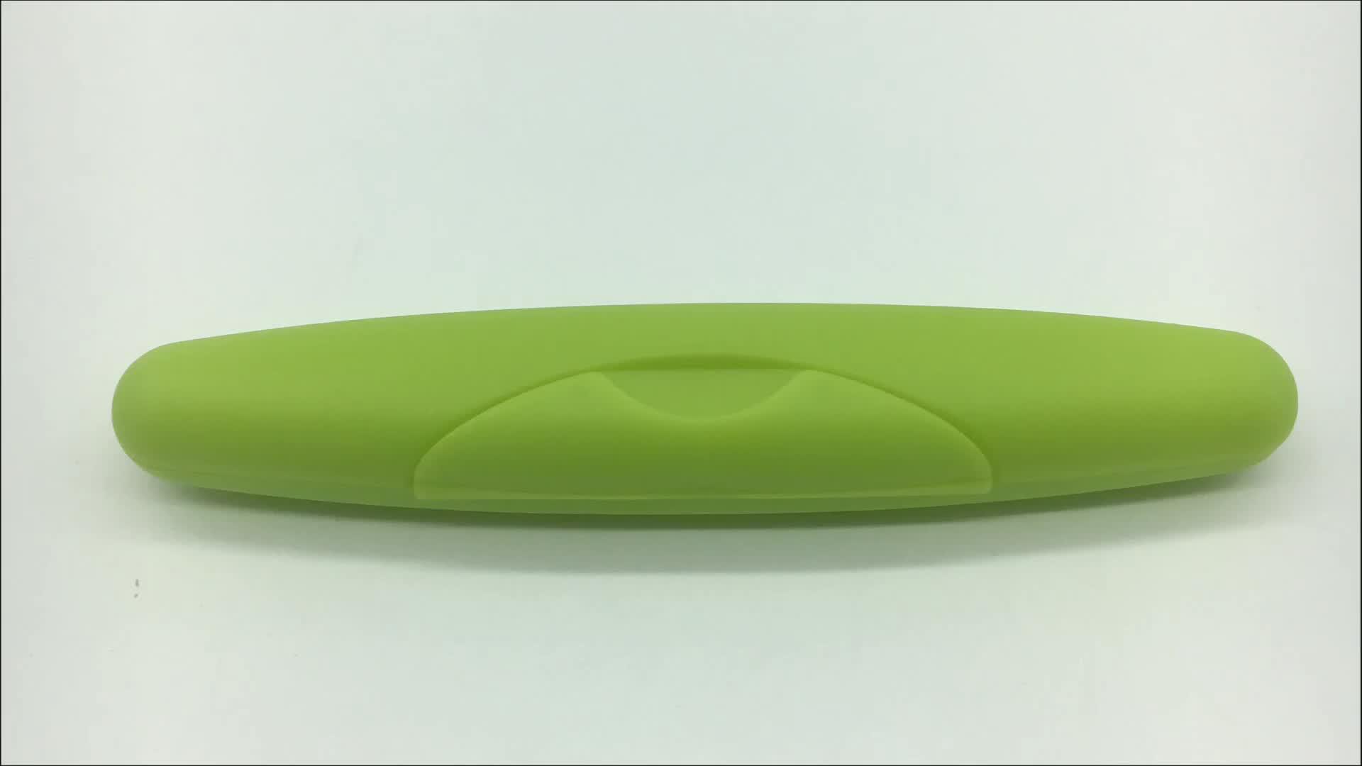 Portátil creativo cepillo de dientes caja de cepillo de dientes rack caja de cepillo de dientes de caja de almacenamiento