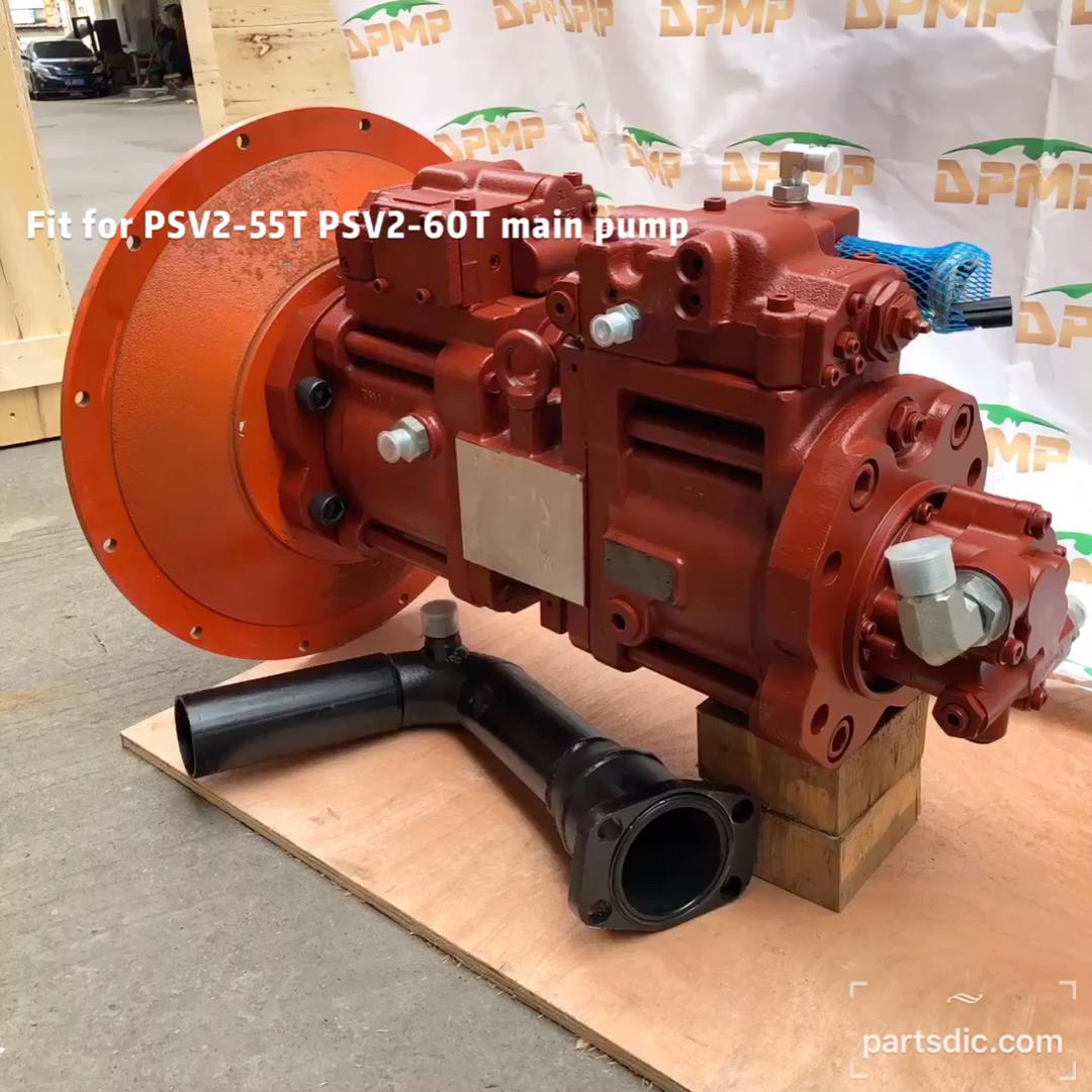 708-2K-00110 708-2K-00131 PC800-8 PC850-8 PC800SE Main Pump PC800 Hydraulic Pump suitable for excavator