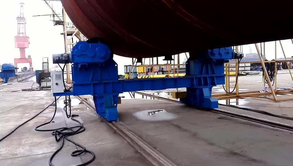 Verstelbare Automatische Pijp rotator lassen