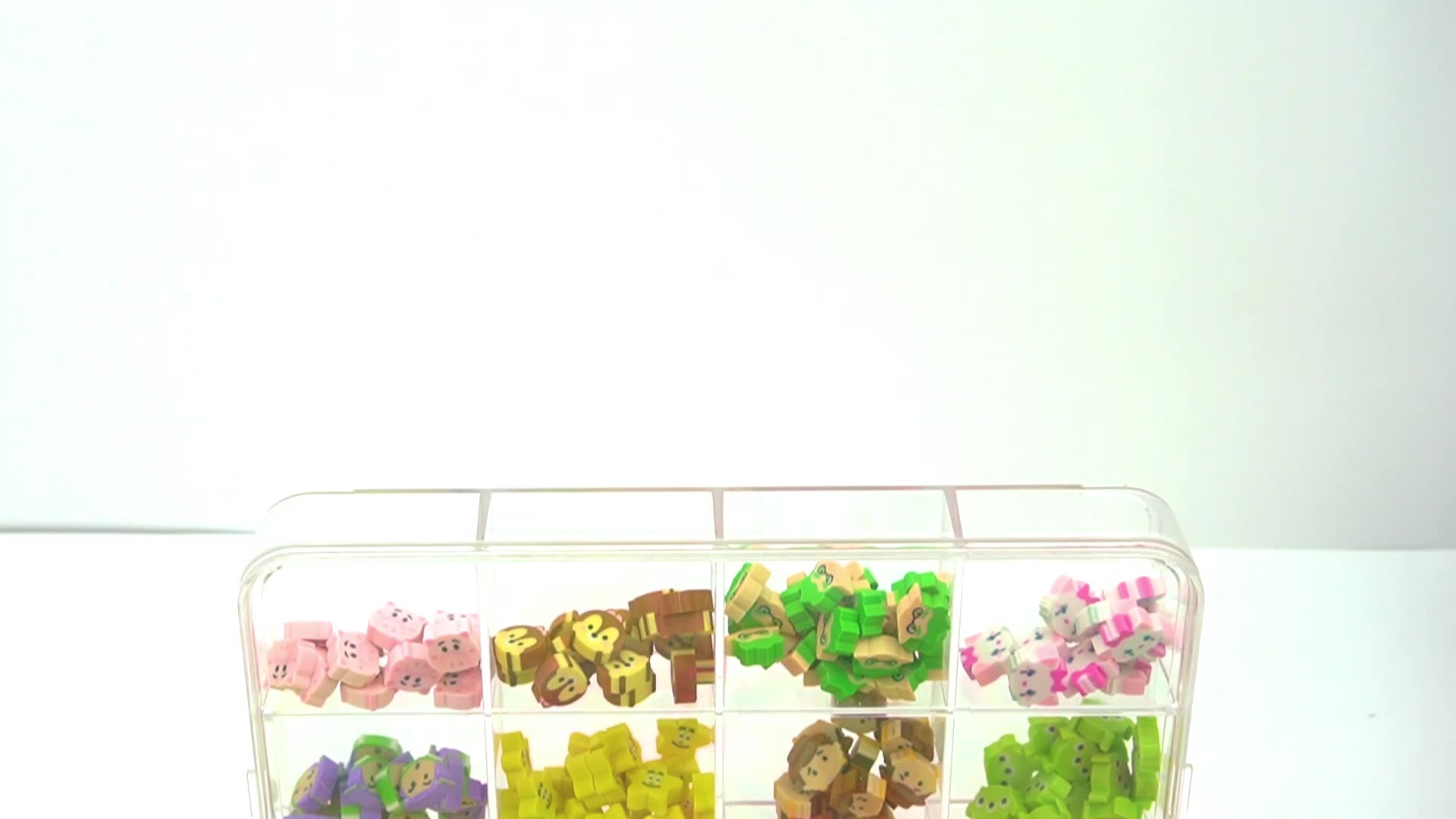OEM מחק יצרן רב צבעים שחול מחק לילדים
