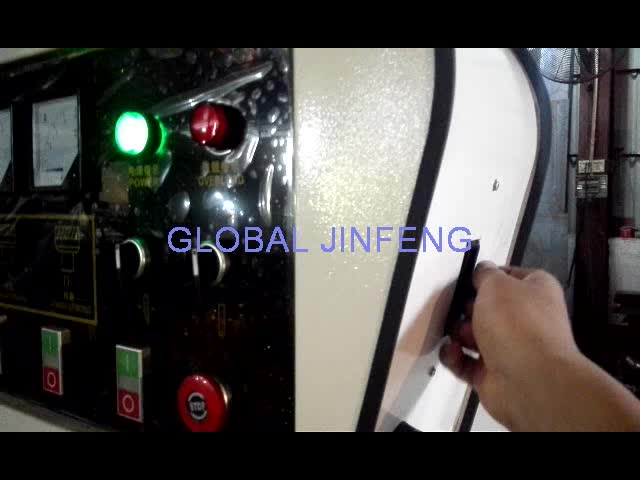 JFE-261 CE Certification 9 motors glass straight line beveling edge grinding machine