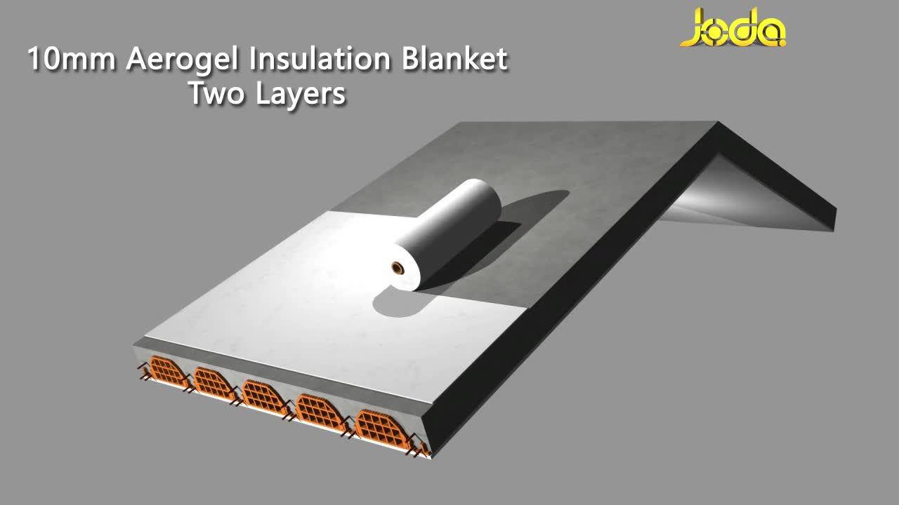 Advanced used roof heat insulation building wall construction materials