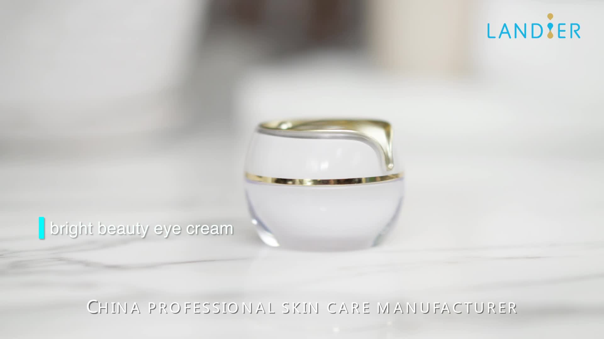 OEM/ODM Best Ageless Eye Cream for Dark Circles and Eye Bag Removal