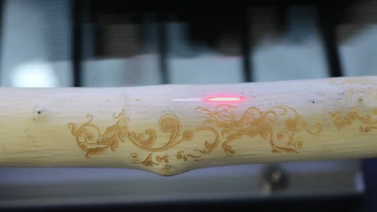 100 watt co2 laser tube for laser engraving machine