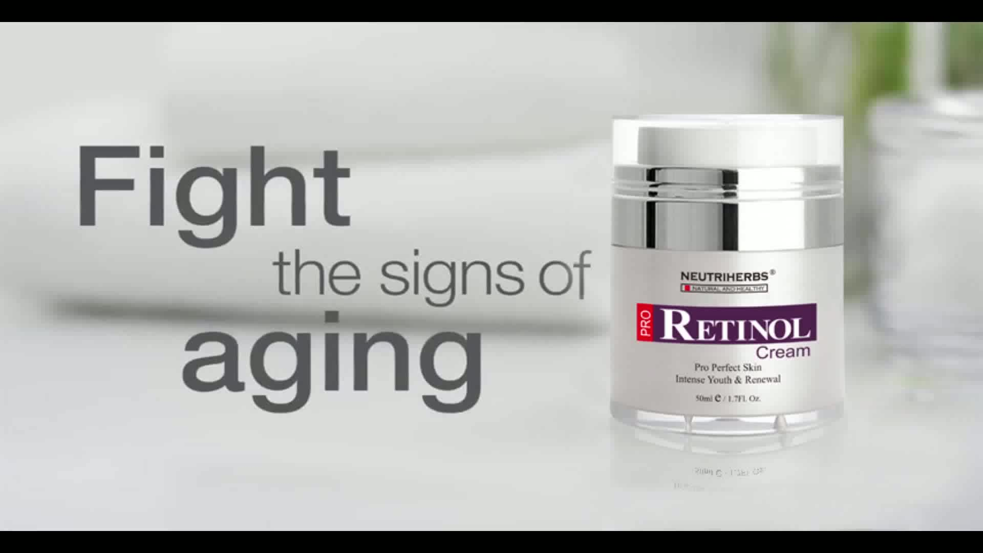 Recommend Hyaluronic Acid Wrinkling Reduce Brightening Vitamin A Face Retinol 5% Cream