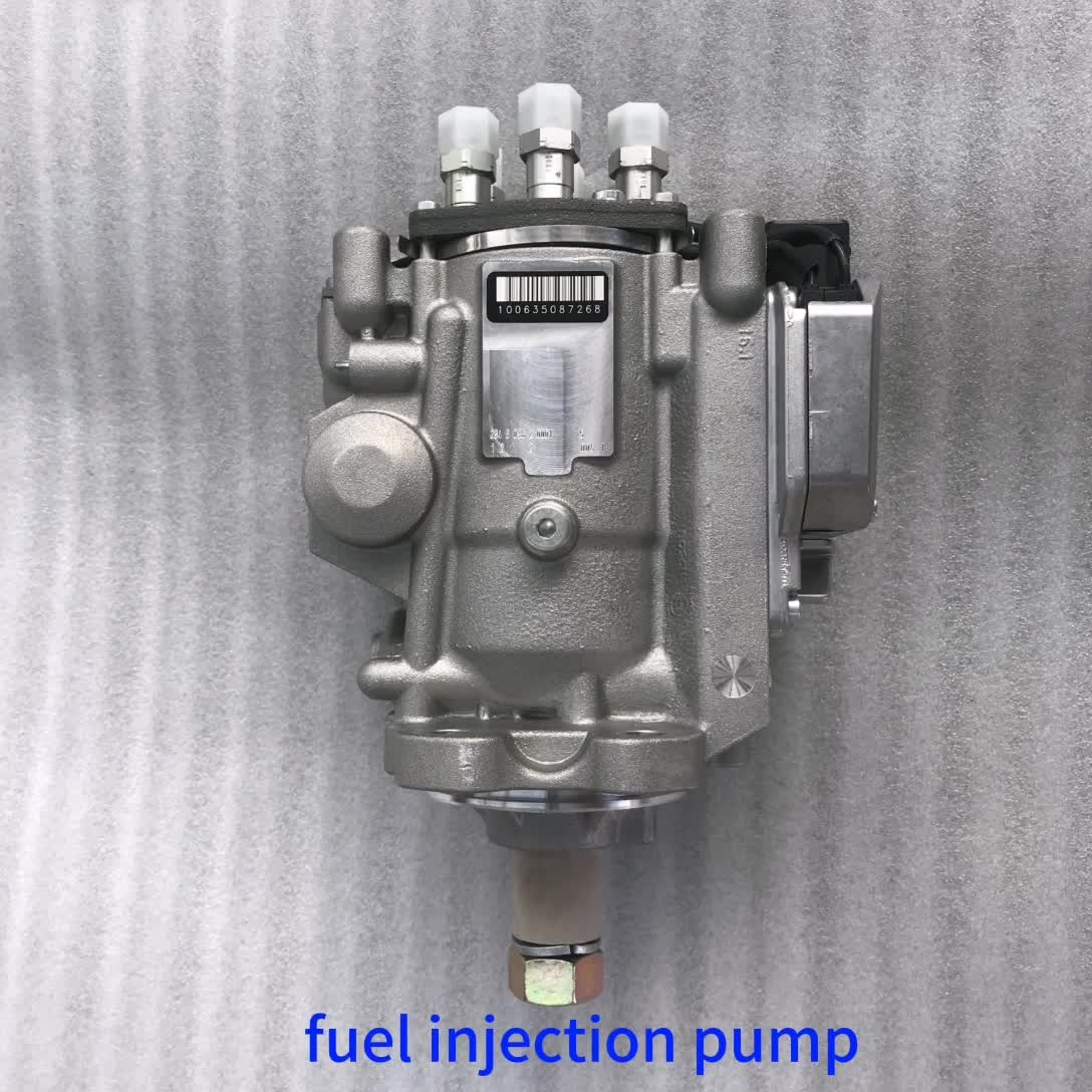 Peças originais do motor QSB5.9 conjunto da bomba de injeção de combustível 3937690