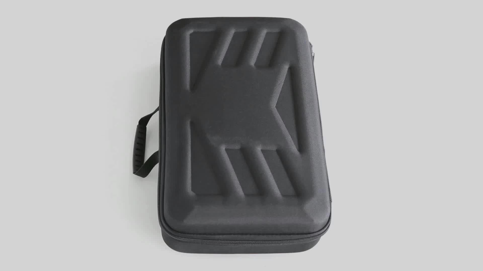 Calme Massage Musculaire Pistolet pour la Prise en Main des Tissus Profonds Percussion Masseur Avec 6 Types Têtes de Massage