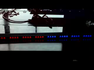 Ambulance Led Emergency Warning Strobe Light Bar