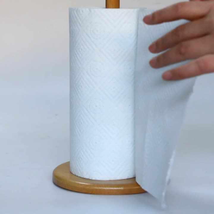 Hot Sales bamboo kitchen paper towel