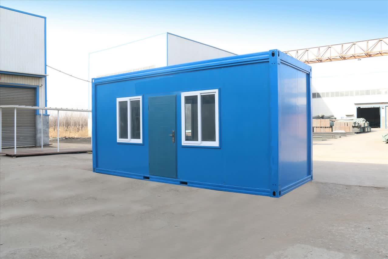 Modulaire eolic set 20ft container kantoor voor verkoop