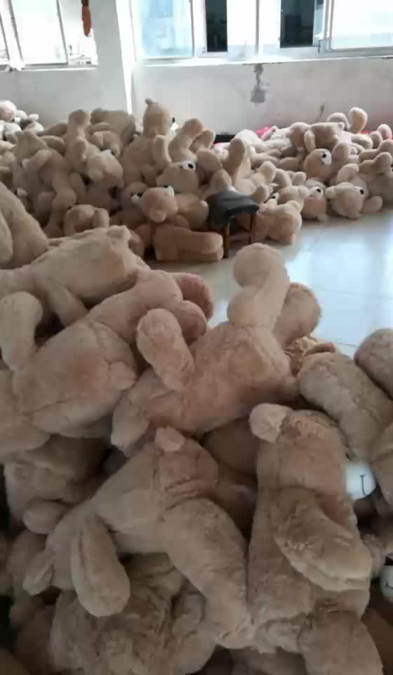 2015 하이 최고의 만든 인형 동물 도매 플러시 장난감, 플러시 장난감 크레인 기계