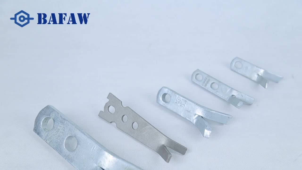 Malleable Steel Casting Precision Parts Iron Foundry