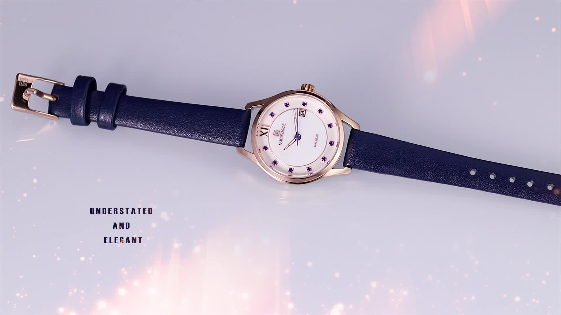 2020 new hot luxury relojes de mujer watches women ladies watch custom logo naviforce 5010