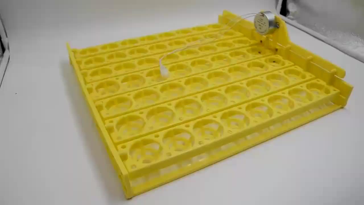Автоматический инкубатор для яиц, лоток для инкубатора, 56 яиц