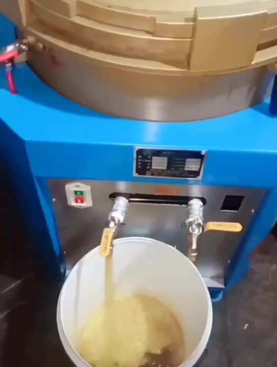 Best Quality Small Virgin Coconut Centrifugal Oil Filter Machine