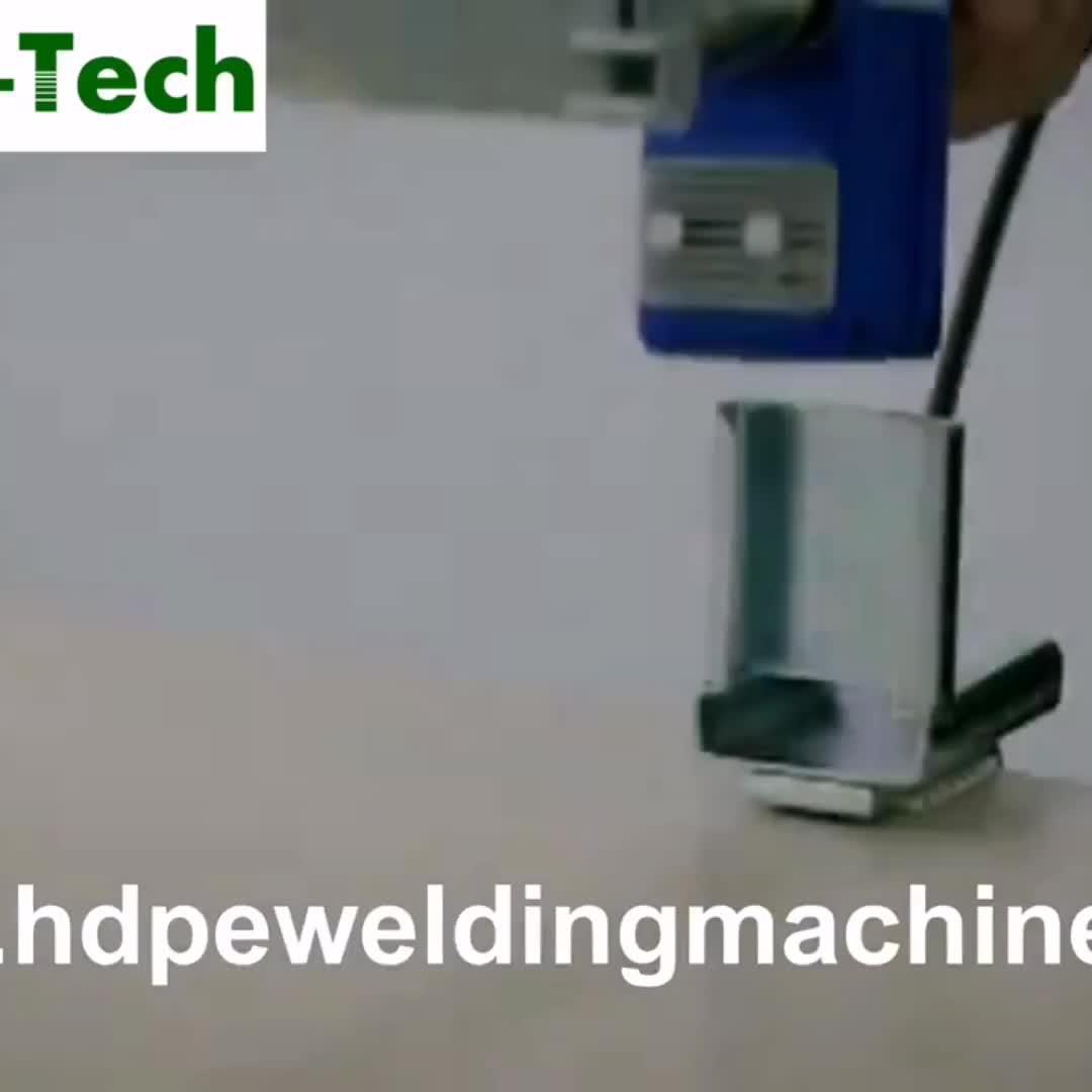 electric hot heating tool PPR PE PP tube welding machine