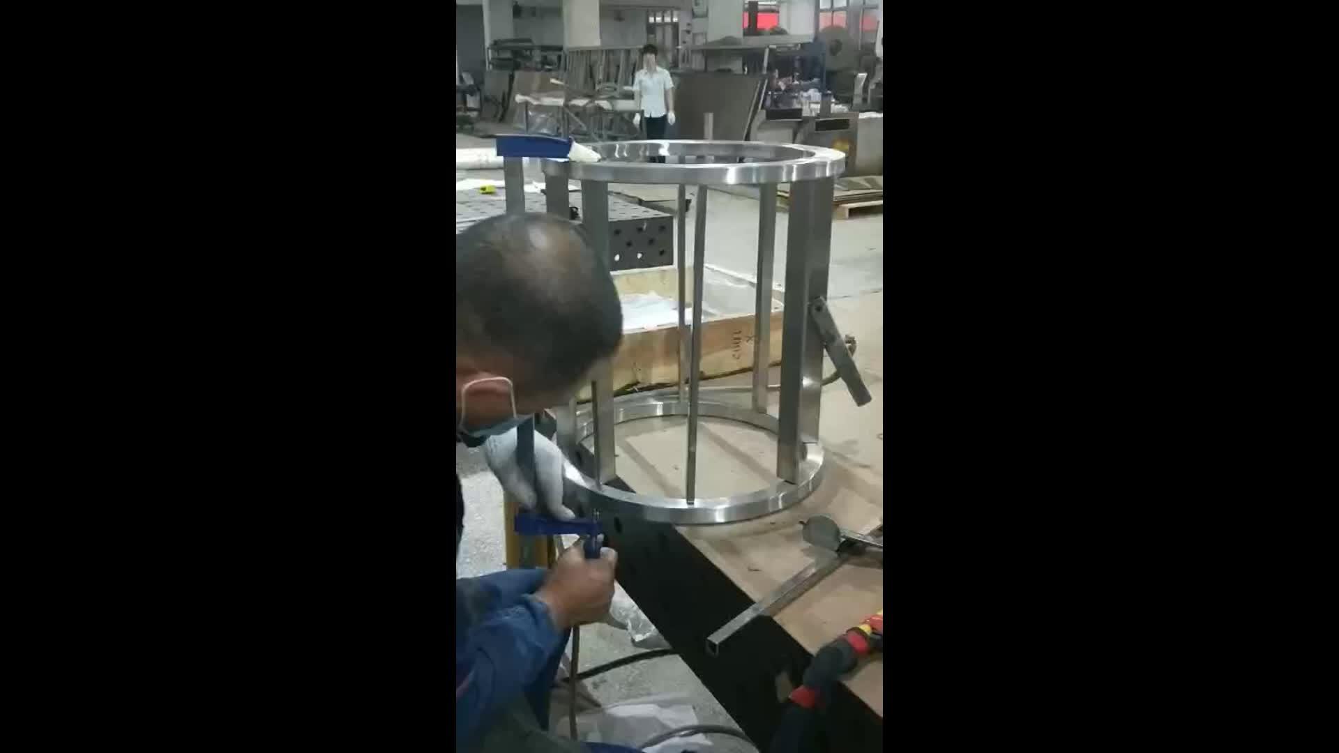 स्टेनलेस स्टील फर्नीचर पैर तालिका आधार सोने और काले टेबल कुर्सियां दौर धातु आधार के लिए टेबल