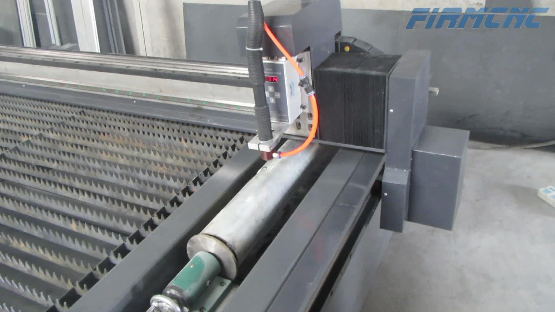 Giàn Loại Nhiệm Vụ Nặng Nề FMP4080 CNC Kim Loại Máy Cắt Plasma