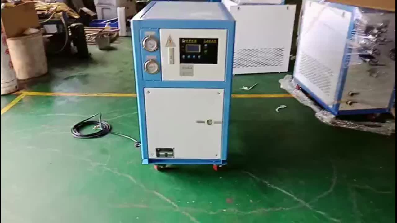 9kw Water Chiller Cooling Water System