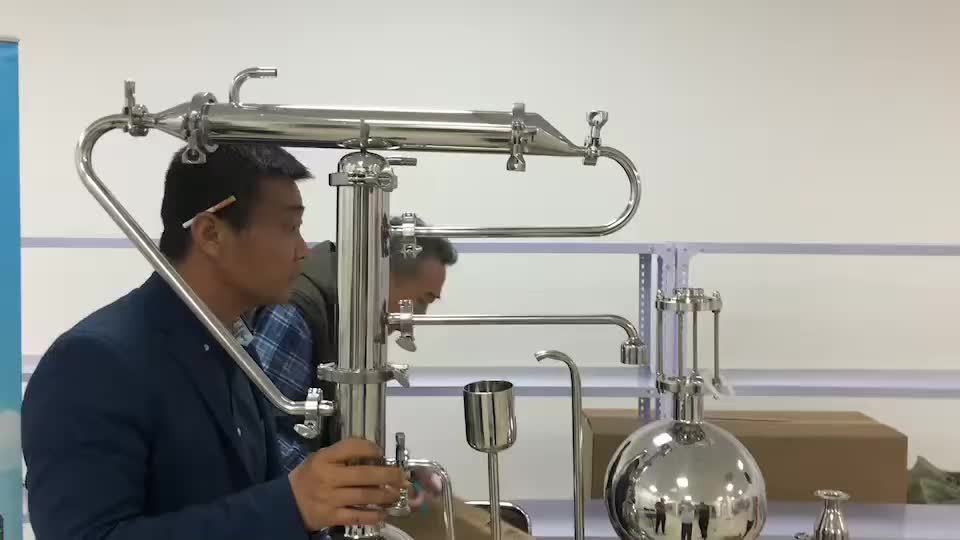 Cannibis Oil Extraction Machine Supercritical CO2 Fluid Extraction Machine