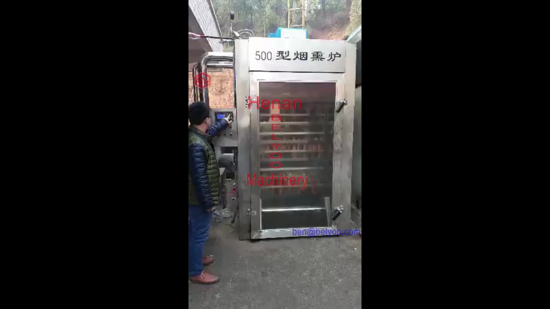 Electric smoker stove fumigating machines for sale