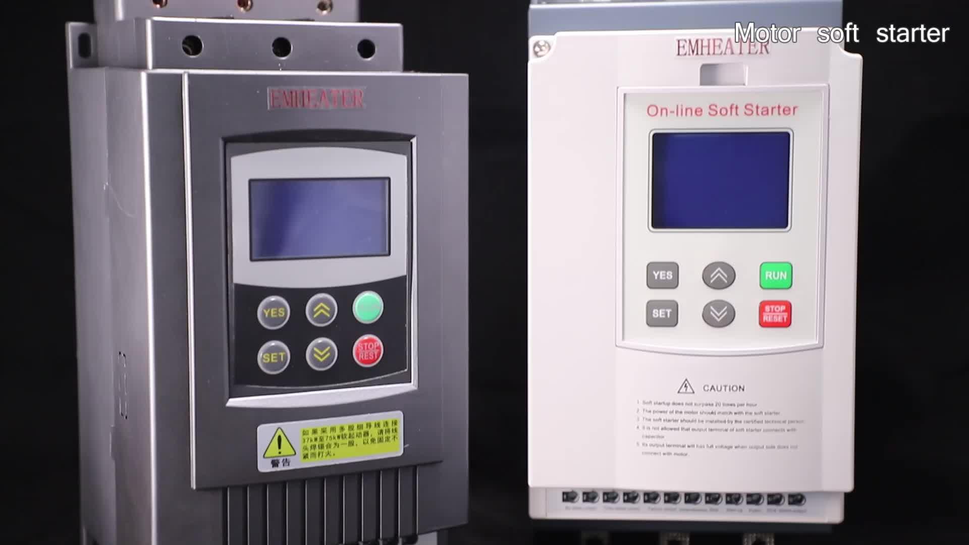 popular in Chile SOFT STARTER 440-480V 15KW for extruding machine