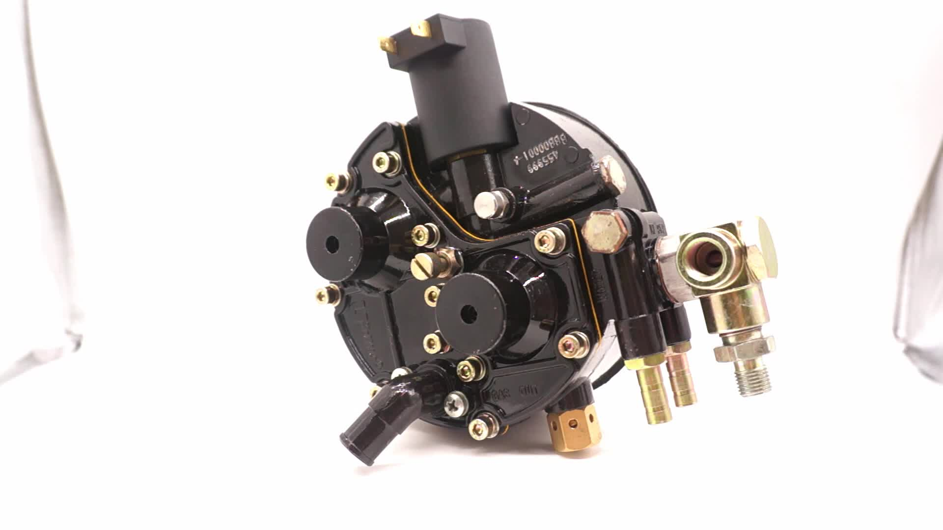 CNG single point injection reducer cng regulator conversion kits for car cng kit for diesel engine