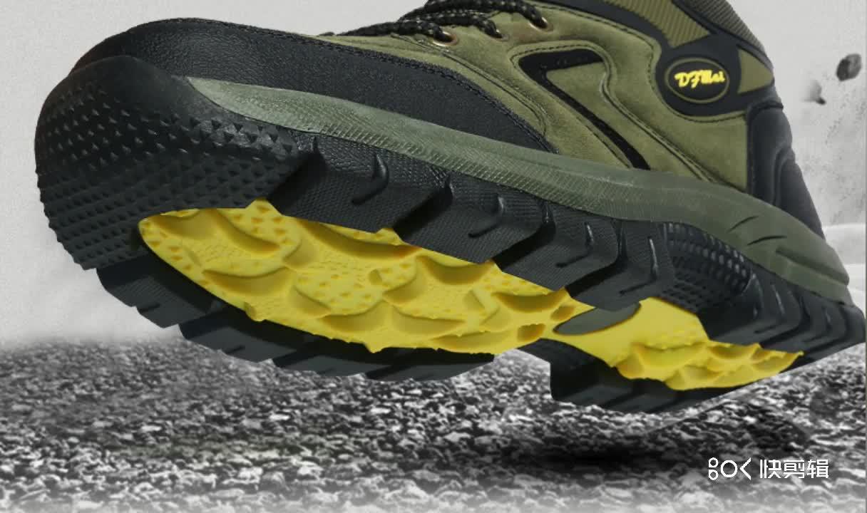 Unisex açık yürüyüş ayakkabıları erkekler tırmanma dağ botları kaymaz su geçirmez Trekking ayakkabıları kadınlar