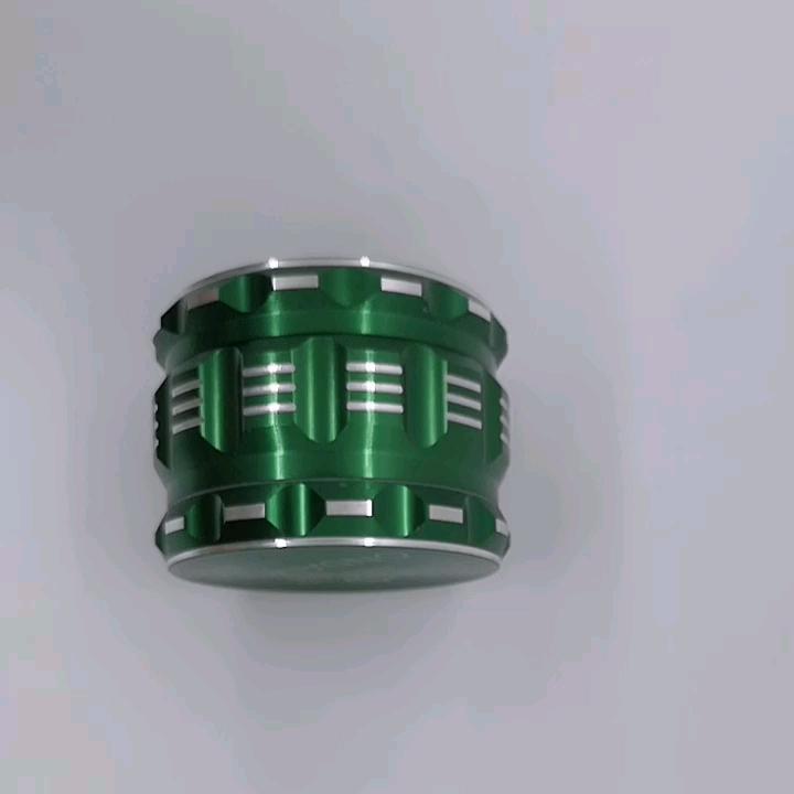 Custom logo cheap price Aluminum 63mm tobacco weed herb grinder