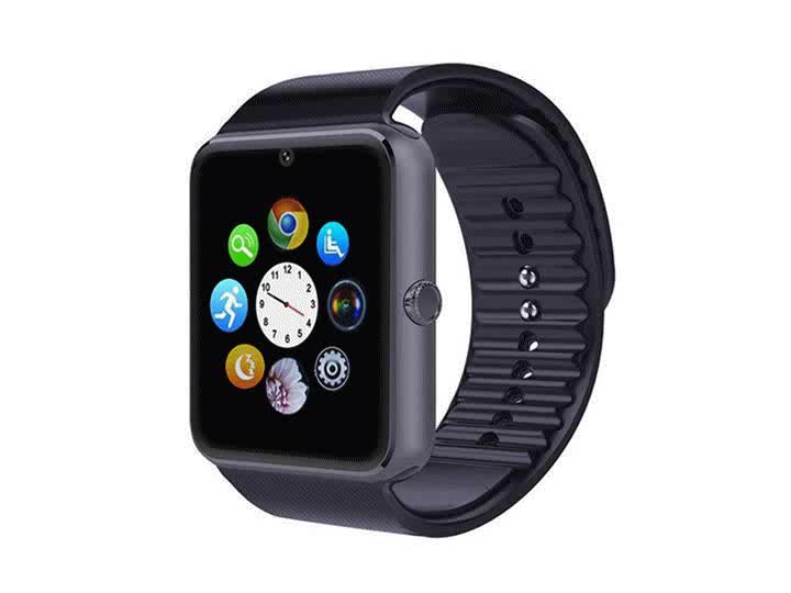 Hot GT08 Smart Watch Sync Notifier Support Sim Card Connectivity Mobile Phone Smart Watch