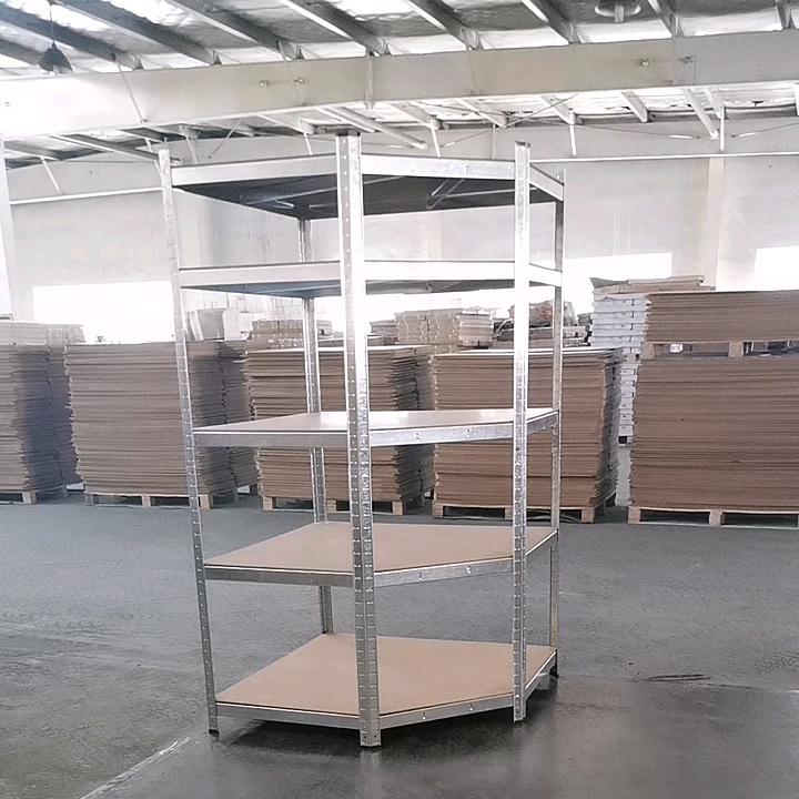 265 키로그램 무거운 의무 조절 창고 저장 랙, 스틸 선반 가격