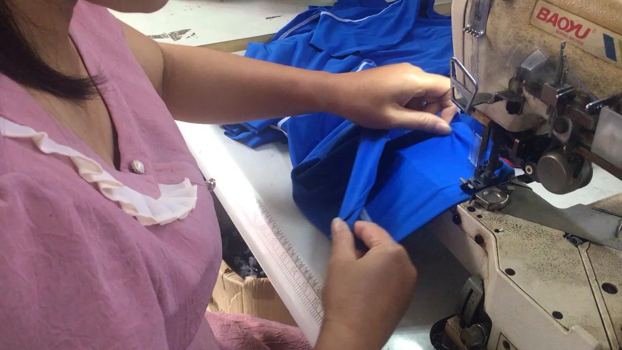 Fabrik großhandel sport tragen Fitness Kleidung custom gym T shirt mit günstigen preis