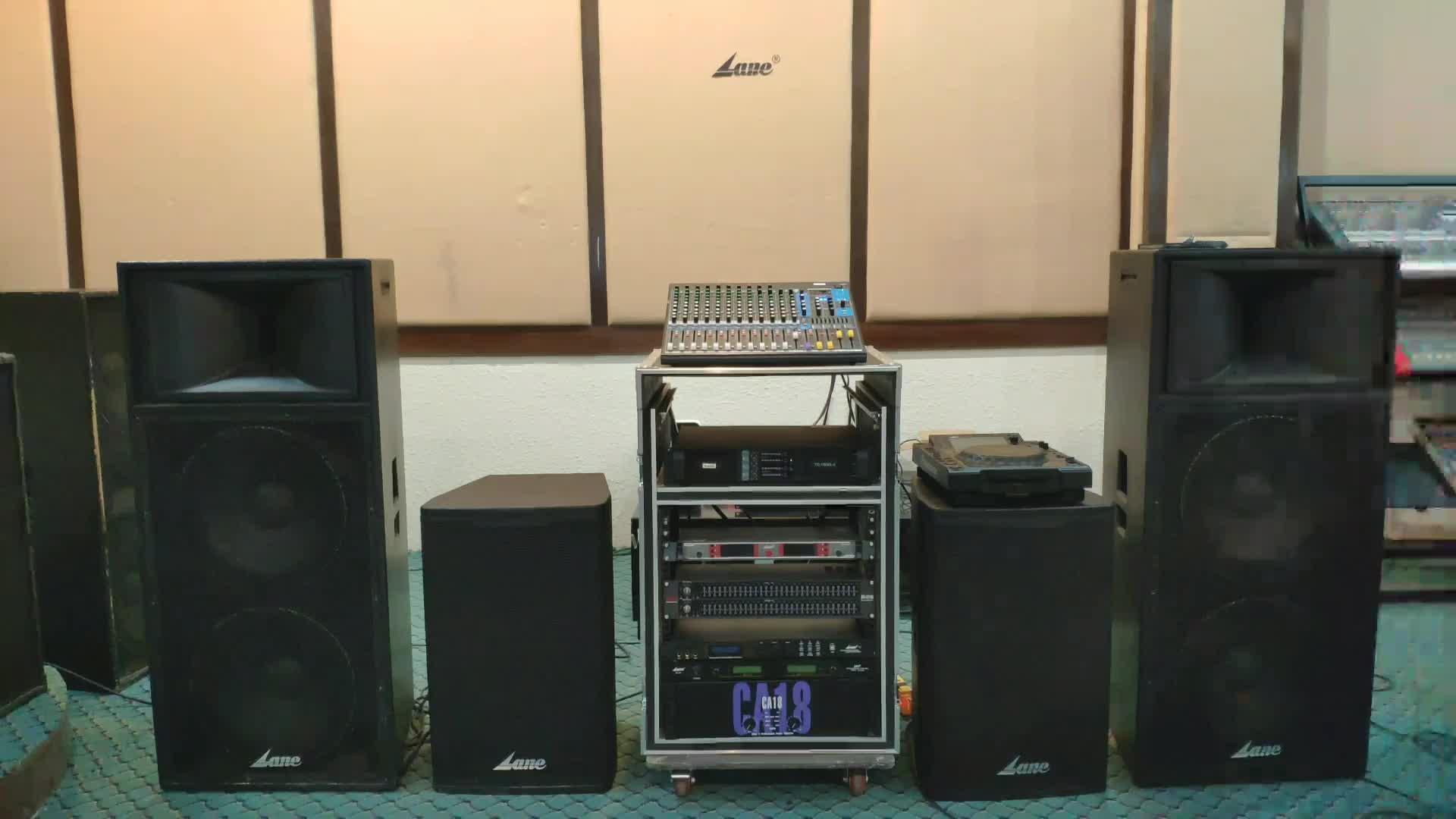 Profesional Ahuja Amplifier Audio 10000 Watt Power Amplifier Harga Pf10000q